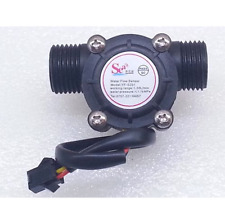 "YF-S201 G1/2"" Hall Effect Flowmeter Control Water Flow Sensor for Arduino"