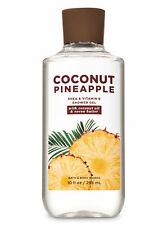 *NEW* Coconut Pineapple 10 oz Shower Gel *HTF* Bath & Body Works SHIPS FREE!