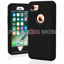 For Apple iPhone 8 / 8 Plus Armor Defender Slim Case Cover Fits Otterbox Clip