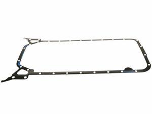 For 1997-2000, 2002 Mercedes C230 Oil Pan Gasket 83641QP 1999 1998 Metal w/ Bead