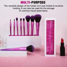 Makeup Brush Storage Box Silicone Desktop Functional Holder Box Lipstick Desktop
