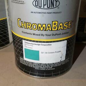 Dupont Chameloen Paint 1 Gallon Cans