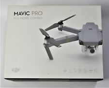 Original Mavic Pro Drone Fly More Combo Cardboard Box - Genuine