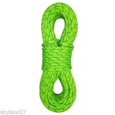 STERLING HTP STATIC ROPE 11.1mm - Neon SRT rope