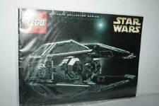 MANUAL LEGO STAR WARS SET 7181 TIE INTERCEPTOR ULTIMATE COLLECTOR USED FR1 55364