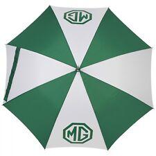 "MGA MGB MG TD MG TF MG Midget MGC MG Logo Walking Umbrella 33"" Long"