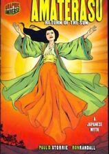 Amaterasu: Return of the Sun  . . . .  A Japanese Myth
