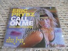 "Eric Prydz ""Call On Me"" UK CD Single (2004) Ft. Steve Winwood, JJ Stockholm,"