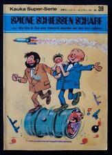 Deutsche Comic-Serien von Kauka/Pabel-Humor & Funny
