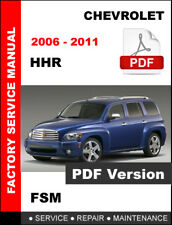 CHEVROLET 2006 2007 2008 2009 2010 2011 HHR SERVICE REPAIR FACTORY FSM MANUAL