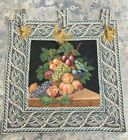 15103 / 2'5x2'5 Feet, Vintage French wall hanging tapestry,Wall hanging tapestry