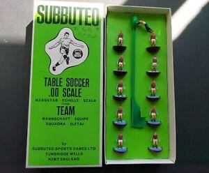Vintage Subbuteo Team West Ham United 7 HW