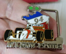 PIN'S F1 FORMULA ONE MCLAREN FRANCE MAGNY COURS 94 FEUX VERT ZAMAC 2D JFG MIAMI