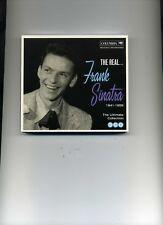 FRANK SINATRA - THE REAL... FRANK SINATRA - 3 CDS - NEW!!