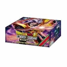 Dragon Ball Super Card Game Gift Box 03 | Wild for Revenge Set | New & Sealed Z