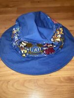 Disneyland 50th Anniversary Happiest Place On Earth Youth Bucket Hat