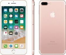 iPhone 7 Plus 128GB ROSE GOLD Factory Unlocked A1661 (CDMA + GSM)+ FREE CASE