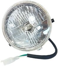 I LT04S HEADLIGHT LAMP 12 VOLT 3 WIRE FOR ATV GO KART QUAD SCOOTER