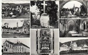 Heiligenkreuz u.a., Mehrbildkarte, Niederösterreich ngl G4910
