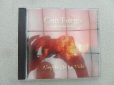 Con Fuego/Alegria de la Vida Guitar & Percussion 2015 16.Tr. /CD