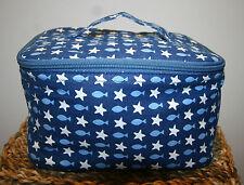 Blue Makeup Bags