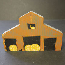The Cat's Meow 1992 Southern Crib Barn - American Barn Series