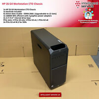 HP Z6 G4 Workstation  -  New Open Box