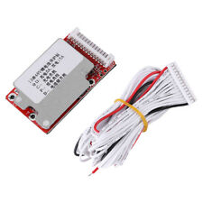 13S Cell 45A 48V W/ Balancing Li-ion Lithium 18650 Battery BMS Protection Board