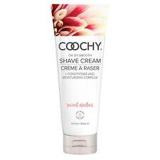 COOCHY Shave Cream - Sweet Nectar - 7.2 fl oz (213 ml)