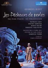 Bizet : Les Pêcheurs de perles, New DVDs