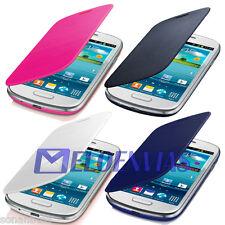 Funda Flip cover Libro Samsung Galaxy TREND S7562 Tapa Bateria Colores Varios