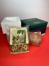 Picturesque Harmony Kingdom Byron's Secret Garden Hideaway Box Nib