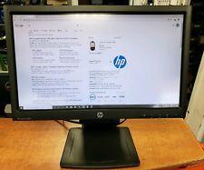 "HP Compaq L2206tm 21.5"" LED Backlit Touchscreen Monitor + Original Stylus"