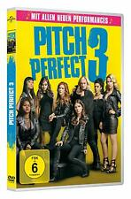 Pitch Perfect - Teil: 3 [DVD/NEU/OVP] Musikkomödie um eine A-Capella-Gesangstrup