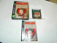 Biohazard Gaiden (Game Boy Color) Japan GBC Resident Evil **COMPLETE IN BOX**
