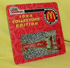 CORY MAC MCCLENATHAN DRAGSTER TOP FUEL RACING CHAMPIONS 1994 1:64 MCDONALDS NEW.