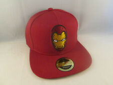 Marvel Captain America Civil War Iron Man Cap Hat Bioworld Snapback Official