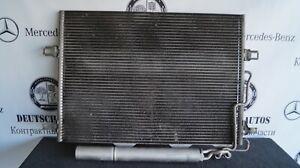 Air condtioner radiator Mercedes-Benz W211
