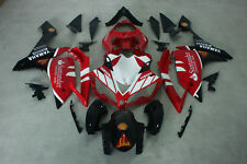 Aftermarket ABS Fairing Kit for Yamaha YZF R1 07-08 2007 2008 Santander color