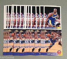 LOT OF 36 LATRELL SPREWELL 1992-93 UPPER DECK ROOKIE BASKETBALL CARDS MUST SEE