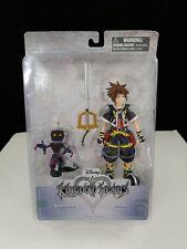 "Kingdom Hearts Sora & Soldier 6"" Gamestop Exclusive Action Figure New Sealed"
