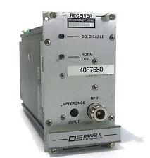 Daniels Electronics UR-3/420 CW Receiver UHF _1