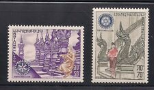 Laos   1971   Sc # 214-15   MNH   OG   (1-362)