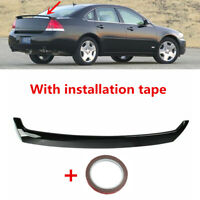 """""""Factory LT Style"""" Gloss Black Trunk Spoiler Wing Fit For Chevy Impala 2007-2013"""