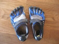 Blu Vibram dita dei piedi scarpe FiveFingers KSO KIDS TG. 29
