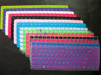 Keyboard Skin Cover for DELL Inspiron 14z (N411z) M5040 Latest 15R-7520 15R-5520