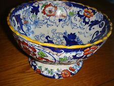 1880,s Amherst Japan iron stone bowl Reduced price