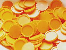 500 Pfand -, Wertmarken Getränkemarken Veranstaltung Event mit Griffrand orange