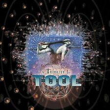 TOOL - A Tribute to Tool  Various Artists CD Opiate Intolerance Prison Sex Sober