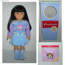 """Rare Stunning American Girl Pleasant Company JUST LIKE YOU 18"""" Asian DOLL JLY #4"""